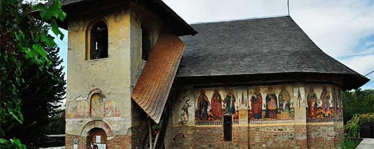 Biserica Olari (secolul XVII)